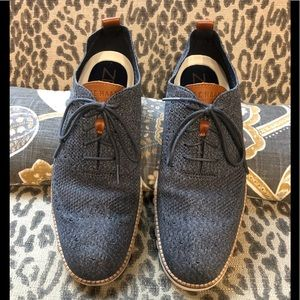 Zero-Grand stitch lite oxfords